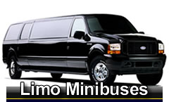 Limo Minibuses For Airport Transfers